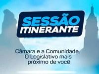 31ª Sessão ordinária (itinerante) da câmara municipal será realizada neste sábado 26/10/2019, no centro comunitário da comunidade Lagoa do Piripiri