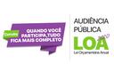 Câmara Municipal de JF realizará audiência pública para discussão da LOA 2020, nesta terça-feira ás 8h:30min da manhã, no plenário deste poder legislativo