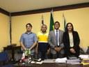 Câmara Municipal de José de Freitas empossa a nova mesa diretora para o biênio 2019/2020