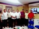 Presidente da CMJF e Vereadores participam de lançamento do Projeto Piauí Conectado na Câmara Municipal