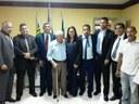 Vereadores de José de Freitas coloca em pauta moção de pesar pelo falecimento do filho do ex: Vereador Domingos Saraiva