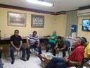 Vereadores do Município de José de Freitas realizou reunião para discutir revisão da Lei Orgânica e Regimento Interno e debater L.O.A